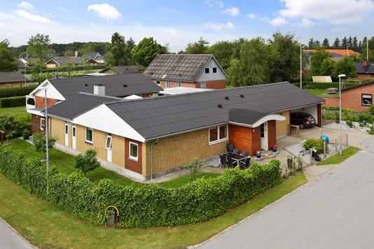 Villa på Havremarken i Fjerritslev - Andet