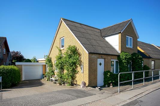 Villa på Vestergade i Fjerritslev - Ejendommen