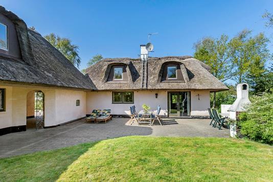 Villa på Gyvelstien i Fjerritslev - Andet