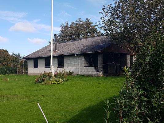 Villa på Korsholmvej i Fjerritslev - Andet