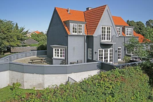 Villa på Daltoftevej i Søborg - Ejendommen