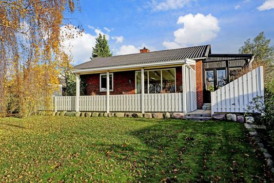 Villa på Kagsåvej i Søborg - Ejendommen