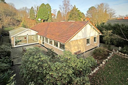 Villa på Vasevej i Holte - Ejendommen