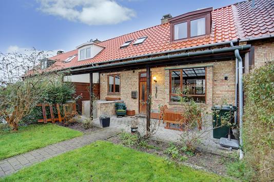 Villa på Mølletoften i Kongens Lyngby - Ejendommen