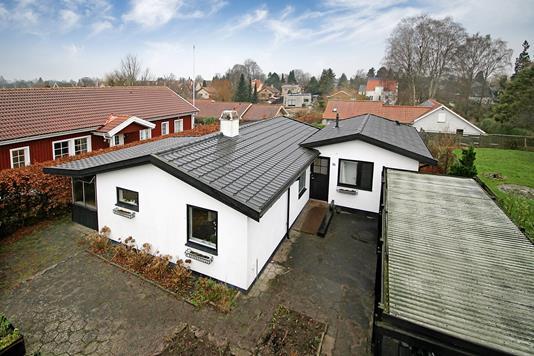 Villa på Hermelinvænget i Bagsværd - Ejendommen