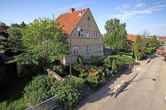 Villa på Aftenbakken i Dyssegård - Ejendommen