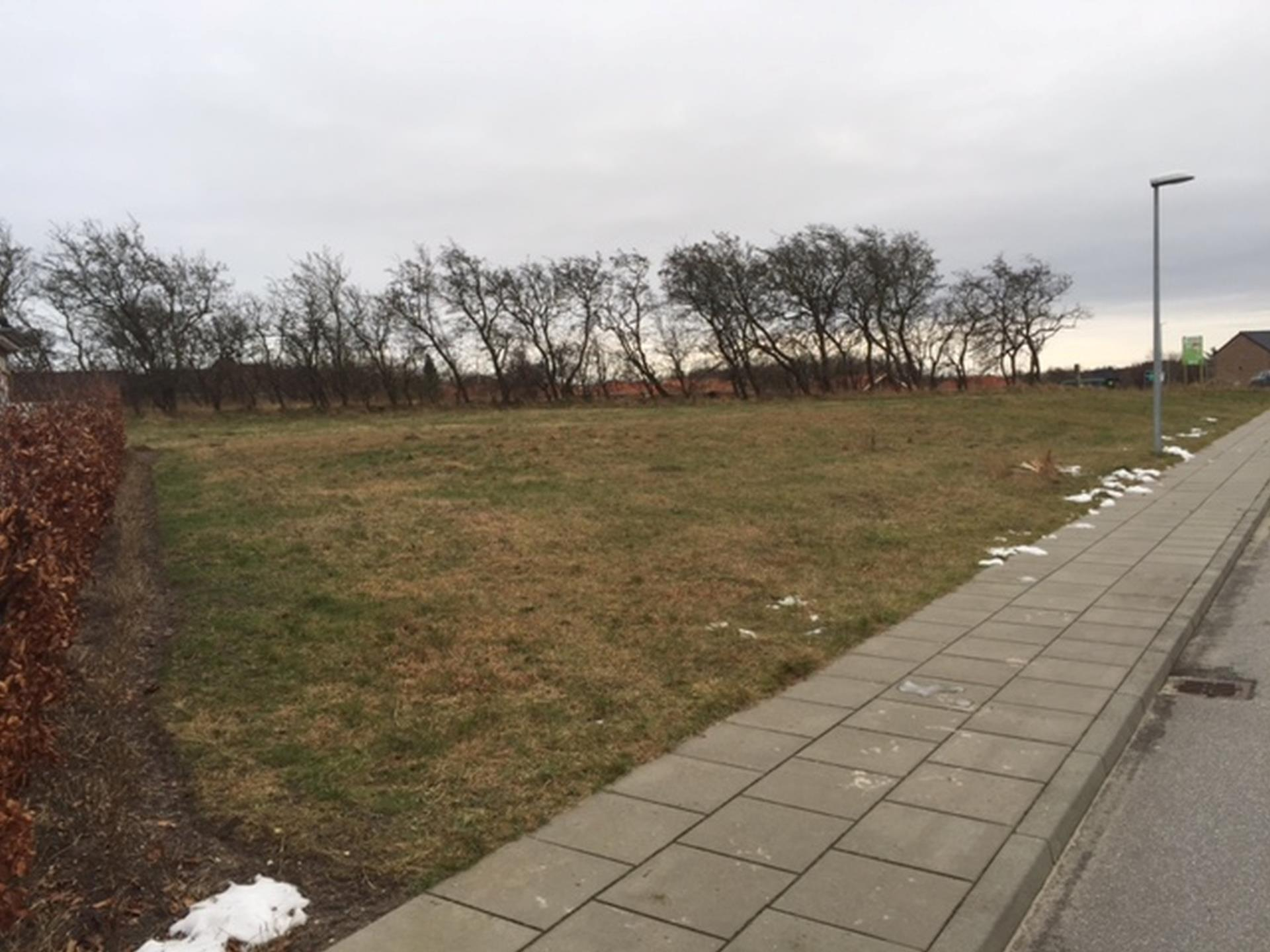Helårsgrund på Kidholm i Vodskov - Andet