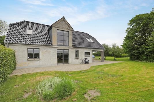 Villa på Skivervej i Vodskov - Ejendommen