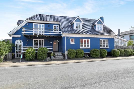 Villa på Vestvej i Vodskov - Ejendommen