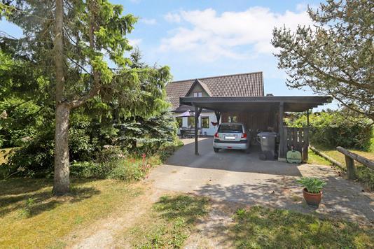 Villa på Øster Hassing Vej i Vodskov - Ejendom 1