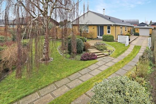 Villa på Hvolgården i Vodskov - Ejendom 1