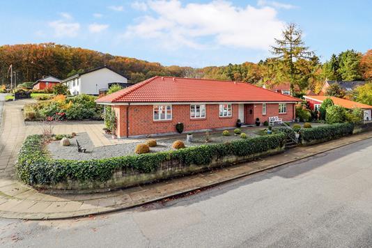 Villa på Uggerhalnevej i Vodskov - Ejendommen