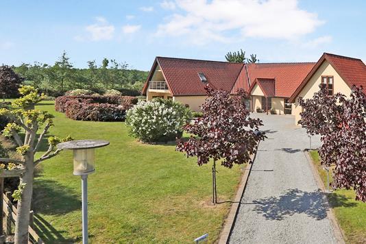 Villa på Hammervej i Vodskov - Ejendommen
