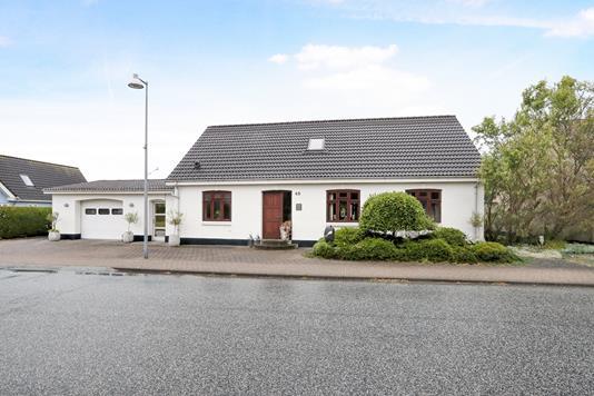 Villa på Borgergade i Gandrup - Ejendom 1