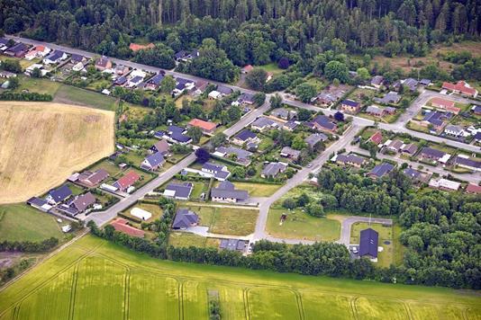 Helårsgrund på Hjertegræsvej i Vodskov - Andet