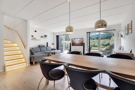 Villa på Bøgesvinget i Aalborg - Stue
