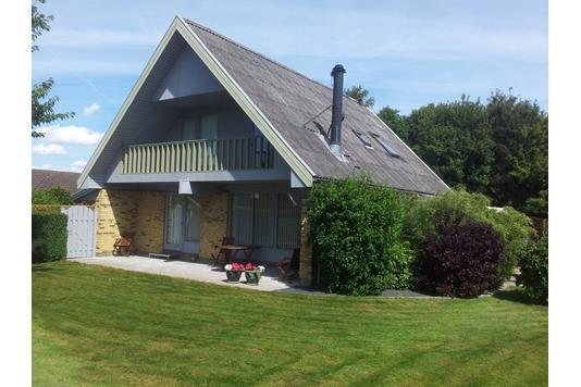 Villa på Spiren i Gistrup - Ejendommen
