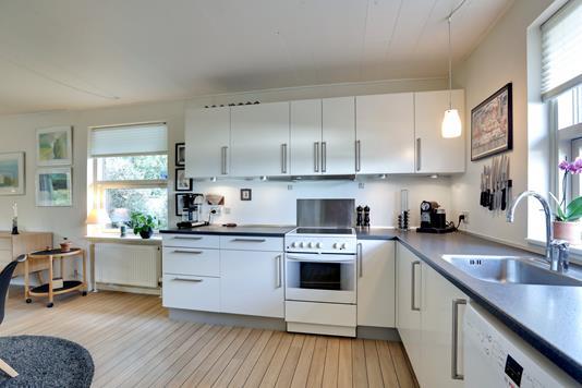 Villa på Esbjergparken i Aalborg Øst - Køkken