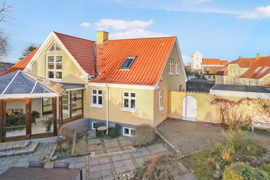 Villa på Sønder Tranders Bygade i Gistrup - Ejendom 1