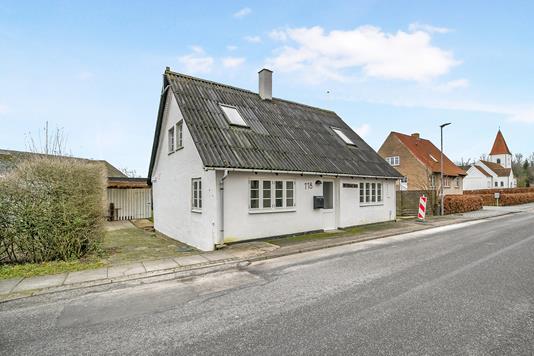 Villa på Aagade i Storvorde - Ejendom 1