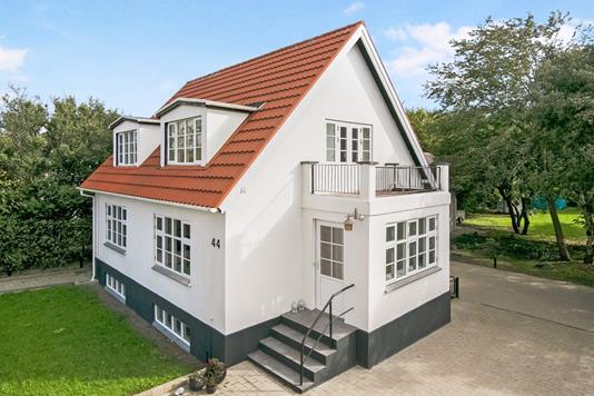 Villa på Vejrholm i Aalborg Øst - Ejendommen