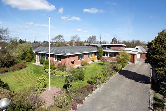 Villa på Tranevej i Hadsund - Andet