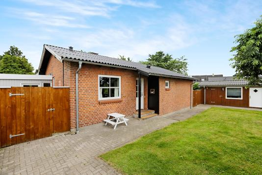 Villa på Ritavej i Aalborg - Ejendommen