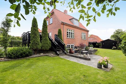 Villa på Nordmarksvej i Aalborg - Ejendommen