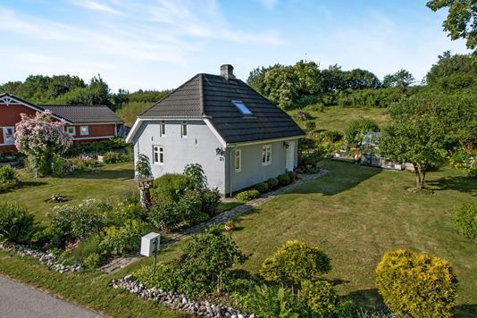 Villa på Oppelstrup Bygade i Gistrup - Andet