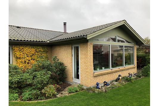 Villa på Bronzealderen i Hedehusene - Ejendommen