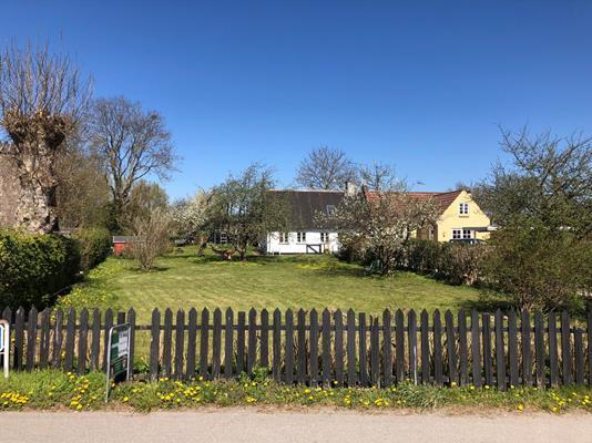 Helårsgrund på Landsbygaden i Taastrup - Andet
