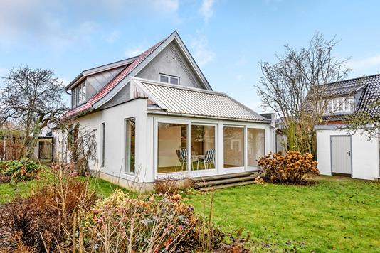 Villa på Lindevej i Taastrup - Ejendommen