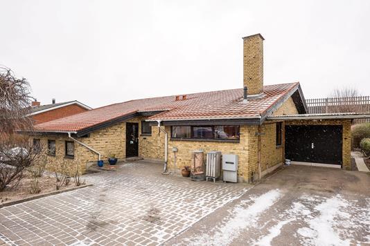 Villa på Fagerbo i Hedehusene - Ejendommen