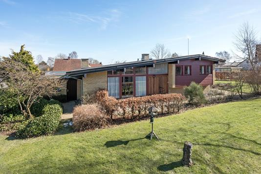 Villa på Solvang i Hedehusene - Ejendommen