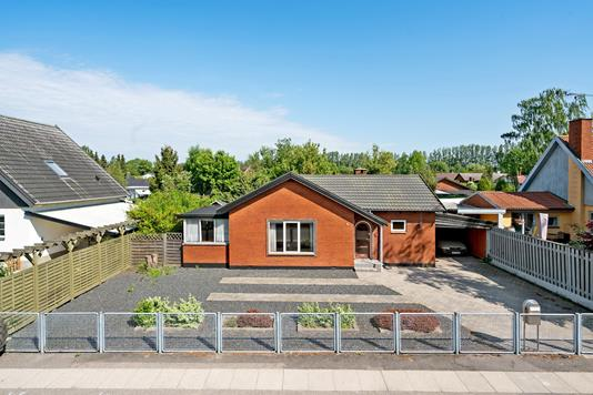 Villa på Hyrdevangen i Hedehusene - Ejendommen