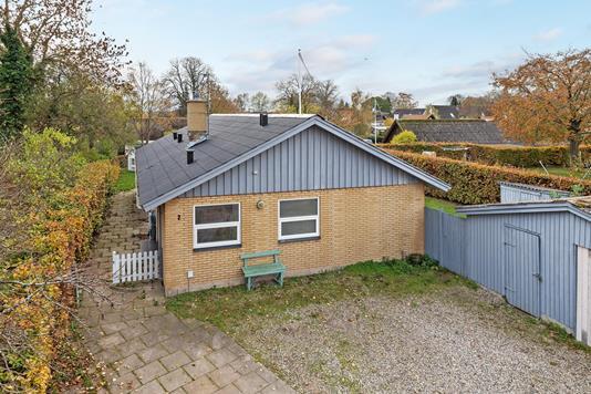 Villa på Østermarken i Roskilde - Ejendommen