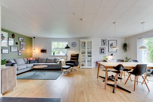 Villa på Østermarken i Roskilde - Stue