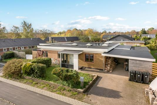 Villa på Hvidager i Albertslund - Ejendommen