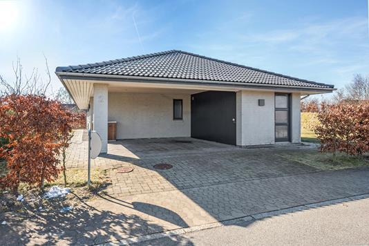 Villa på Lindegårdsager i Hedehusene - Ejendommen
