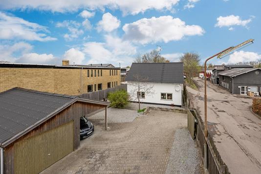 Villa på Roskildevej i Taastrup - Ejendommen