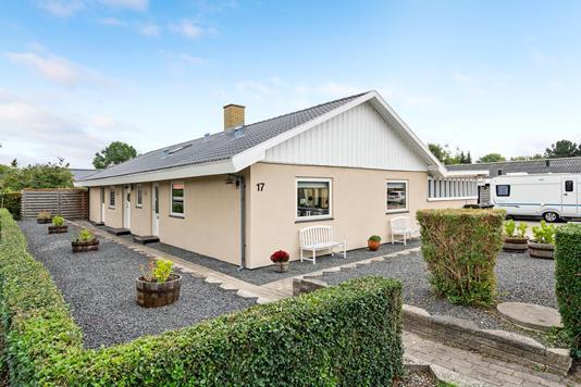 Villa på Skærager i Albertslund - Ejendommen