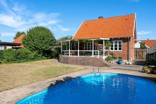 Villa på Markvangen i Taastrup - Ejendommen