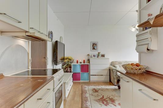 Ejerlejlighed på Murskeen i Taastrup - Køkken