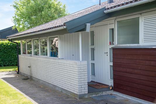Villa på Lindetoften i Taastrup - Ejendommen