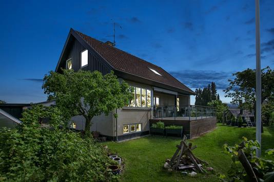 Villa på Hørvænget i Taastrup - Ejendommen