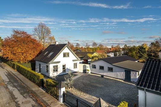 Villa på Køgevej i Ishøj - Ejendommen