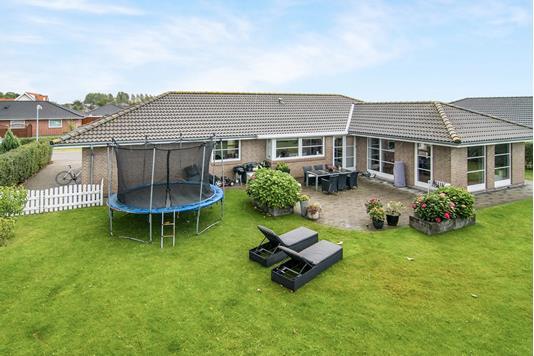 Villa på Lavendelvej i Taastrup - Ejendommen