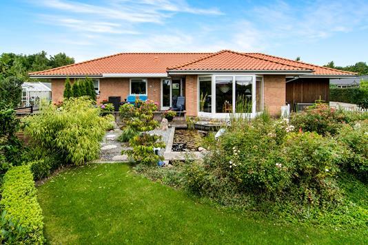 Villa på Kærmindevej i Taastrup - Ejendommen