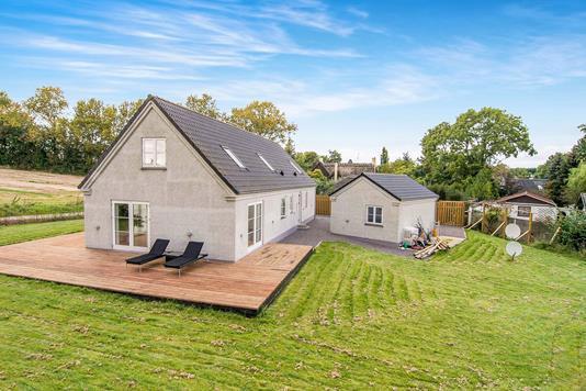 Villa på Bartholinstræde i Taastrup - Ejendommen