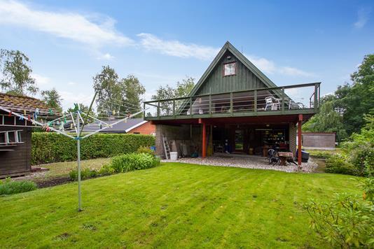 Villa på Birkevangen i Taastrup - Ejendommen
